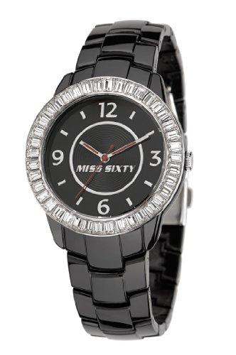 Miss Sixty Damen Armbanduhr Analog Quarz R0753118502