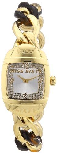 Miss Sixty XS BUBBLE Analog Quarz Edelstahl R0753123502
