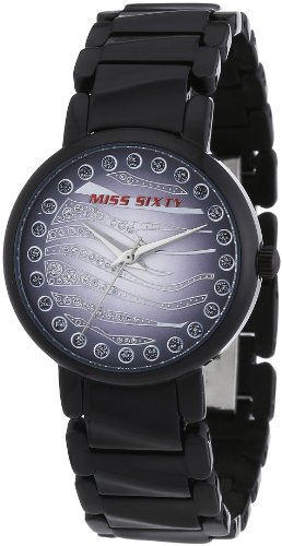 Miss Sixty Disco Analog Aluminium SHW003