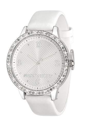 Miss Sixty Damen-Armbanduhr Hypnotic Analog Leder R0751104502