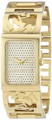 Miss Sixty Damen-Armbanduhr XS Analog Quarz Edelstahl R0753130504