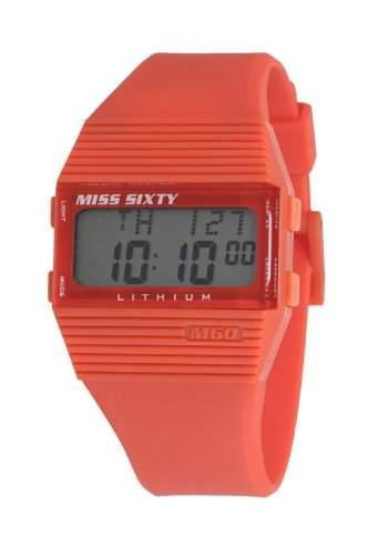 Miss Sixty Maedchen-Armbanduhr Plastik SIC003