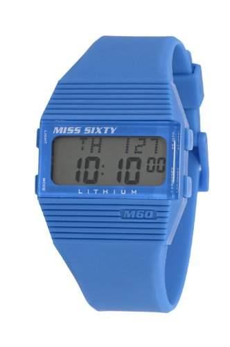 Miss Sixty Maedchen-Armbanduhr Plastik SIC004