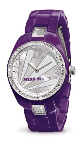 Miss Sixty Damenuhr Quarz SRA003