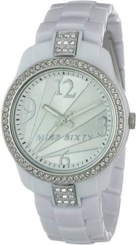 Miss Sixty Maedchen-Armbanduhr Analog Plastik SRA007