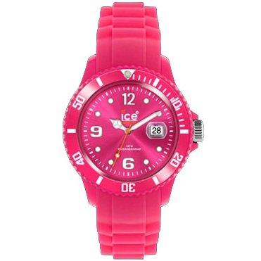 Ice Watch Unisex Armbanduhr Big Sili Forever violett SS FP B S 11