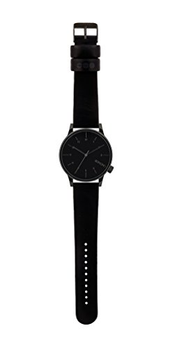 Komono Winston Regal Black Armbanduhr KOM W2264