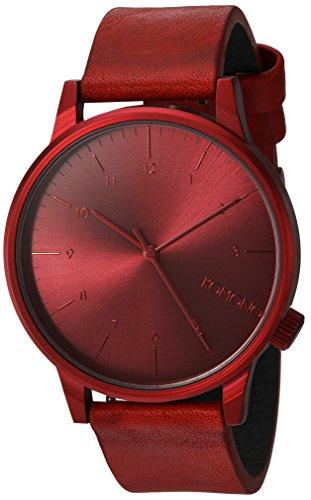 Komono Winston Regal All Red Armbanduhr KOM W2267