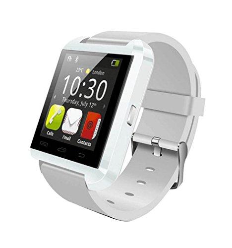 Fashion Bluetooth Smart Watch Armbanduhr U8 uwatch fuer Smartphones WZN ktwu801 W