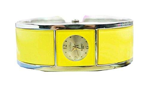 Bracelet Uhren Elegent fashion ladys womens bracelet watches wrist quartz bangle watch WPB KTW137474H