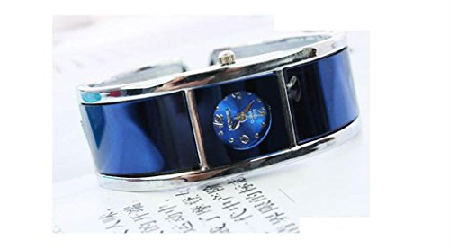 Bracelet Uhren Elegent fashion ladys womens bracelet watches wrist quartz bangle watch WPB KTW137474U