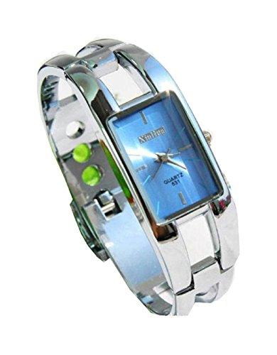 Bracelet Uhren Elegent fashion ladys womens bracelet watches wrist quartz bangle watch WPB KTW144204L