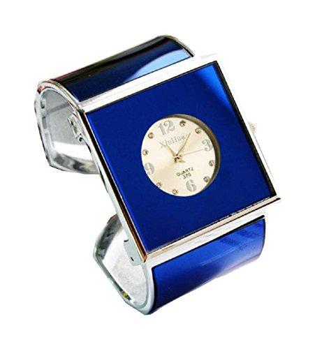 Bracelet Uhren Elegent fashion ladys womens bracelet watches wrist quartz bangle watch WPB KTW148449U