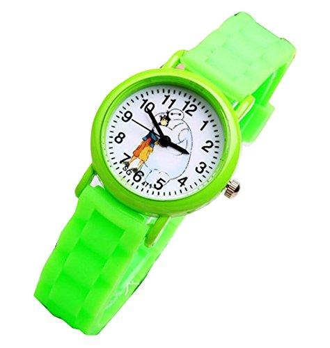 Disney Baymax Uhren kids cartoon Watches Silicone Watch WP KTW175311G