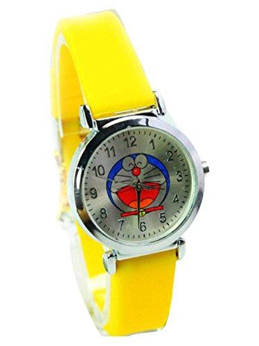NEW Lovely Doraemon children kids Kinder cartoon Watch silicone Watches Uhren WP KTW157870H
