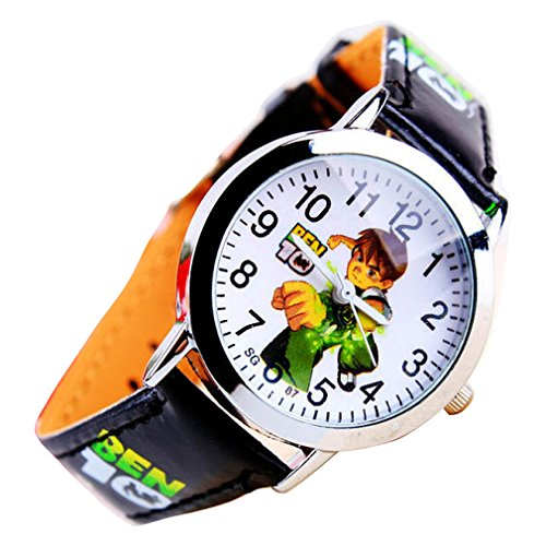Ben 10 Watch children kids cartoon Uhren Watches Band WP KTW167076B