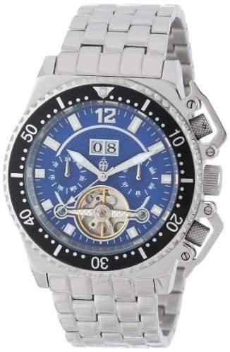 Burgmeister Herren-Uhren Automatik BM153-131