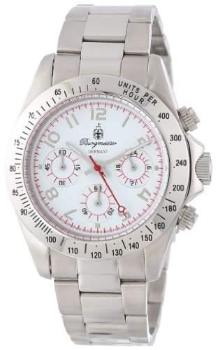 Burgmeister Herren Chronograph Houston, BM212-181