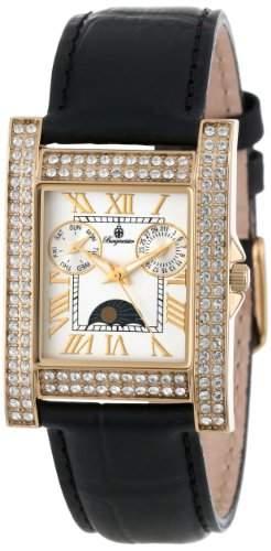 Burgmeister Damen-Armbanduhr XS Lusaka Analog Leder BM602-212