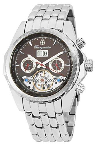 Burgmeister Valencia BM137 191B Herren Automatik Uhr