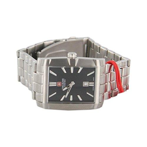 Swiss Military Hanowa Uhr 6 5193 si sw 06 5193 04 007 Edelstahl
