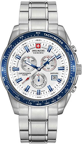 Swiss Military Hanowa Crusader Chrono 06 5225 04 001 03