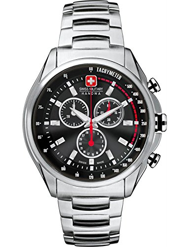 Swiss Military Hanowa Racing Herrenuhr Chrono 06 5274 04 007