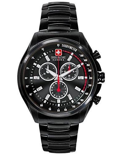 Swiss Military Hanowa Racing Herrenuhr Chrono 06 5274 13 007