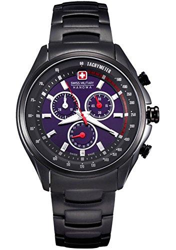 Swiss Military Hanowa Racing Herrenuhr Chrono 06 5274 13 013