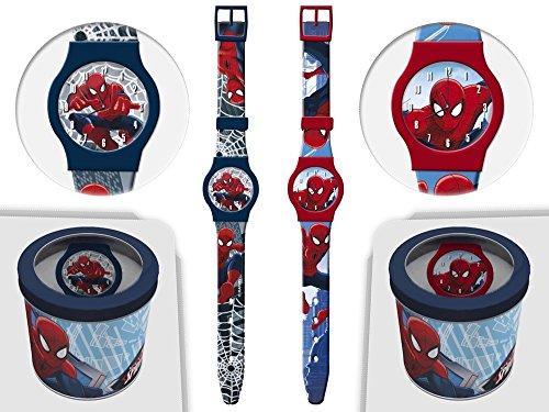 Spiderman Marvels Kids Uhr mit Zeiger 41443