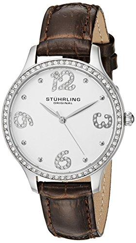 Stuhrling Original Chic Analog Quarz 560 01
