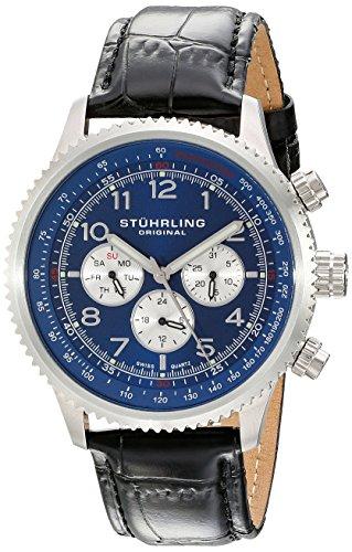Stuhrling Original Herren Armbanduhr Man Analog Quarz 858L 02