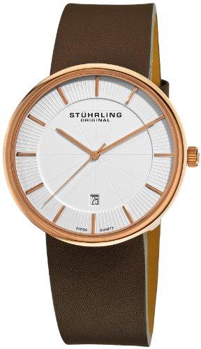 Stuhrling Original Classic Fairmount Analog Quarz Leder 244 33452