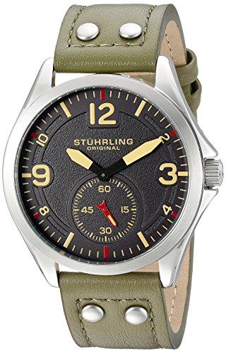 Stuhrling Original Tuskegee Analog Quarz 684 03