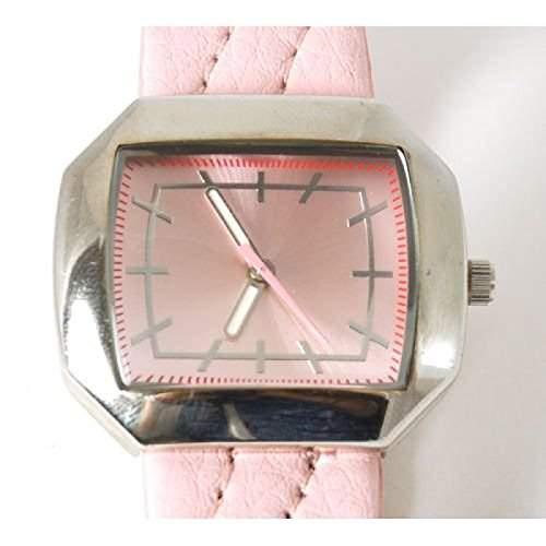 CARVEL Bonbonrosa Damen Armbanduhr