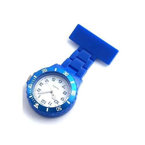 Zeigt Krankenschwester PVC blau Brosche 110