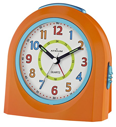 ATRIUM Kinderwecker orange A921 9