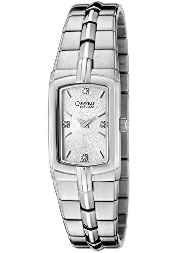 Caravelle Frauen Diamond Watch 43P002