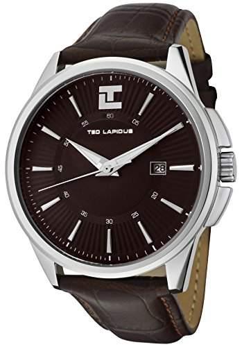 Ted Lapidus Herrenuhr Quarz 5112303