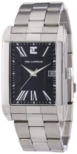 Ted Lapidus Herrenuhr Quarz 5113604