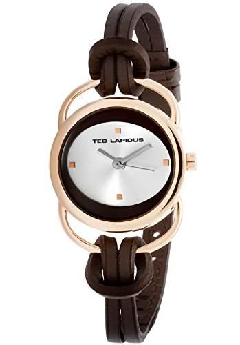 Ted Lapidus Damenuhr Quarz A0285UBIM