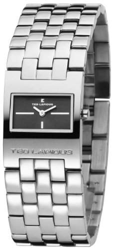 Ted Lapidus Damen-Armbanduhr Woman Analog Quarz D0112RNNX