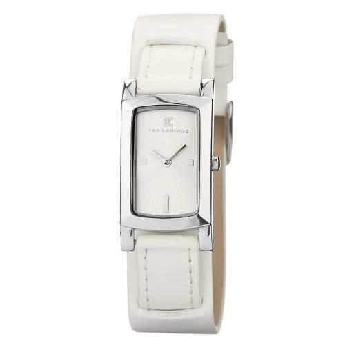 Ted Lapidus Damen-Armbanduhr Analog Quarz D0418RBPF