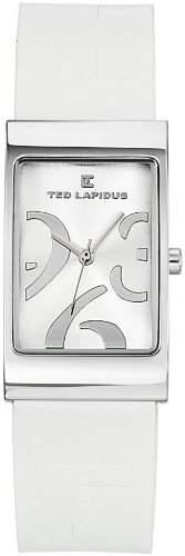 Ted Lapidus Damenuhr Quarz D0442RBAF