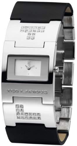 Ted Lapidus Damen-Armbanduhr Analog Quarz D0474RBPN