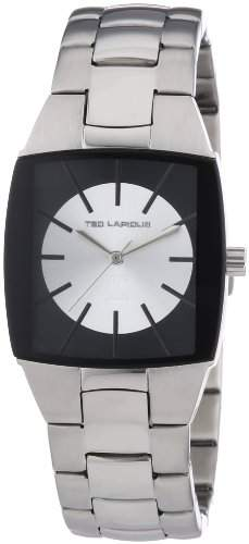 Ted Lapidus Herren-Armbanduhr Gents Watch Analog Edelstahl 5104608