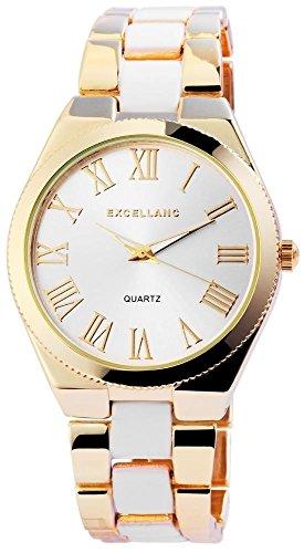 Armbanduhr Uhr Metallarmband L 19cm Br 20mm Clipverschluss 180602500008