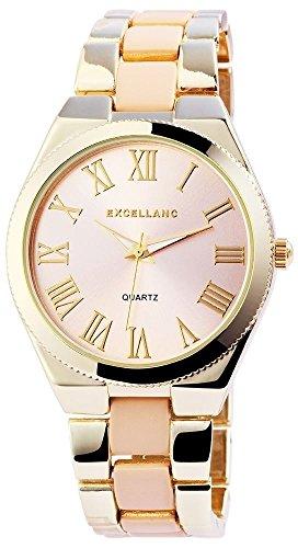Armbanduhr Uhr Metallarmband L 19cm Br 20mm Clipverschluss 180607500008