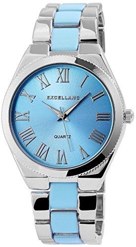 Armbanduhr Uhr Metallarmband L 19cm Br 20mm Clipverschluss 180623000008