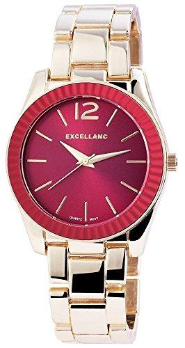 Damenuhr Armbanduhr Uhr Metallarmband L 19cm Br 20mm Faltschliesse 180605000011